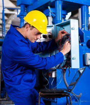 industriële automatisering bedrijven